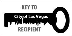 Key to the City Of Las Vegas Louis Palazzo Las Vegas Attorney