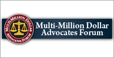 Multi MillionDollar Advocates Forum Louis Palazzo Las Vegas Attorney