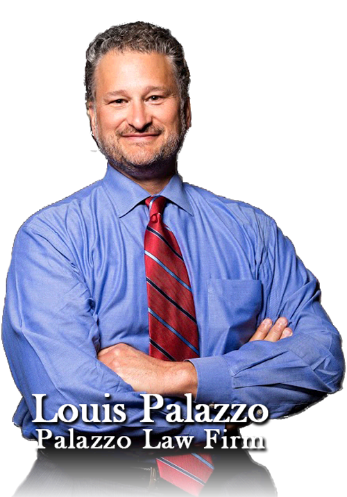 Personal injury attorney Louis Palazzo Las Vegas