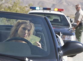 Las Vegas Traffic Offense Lawyer